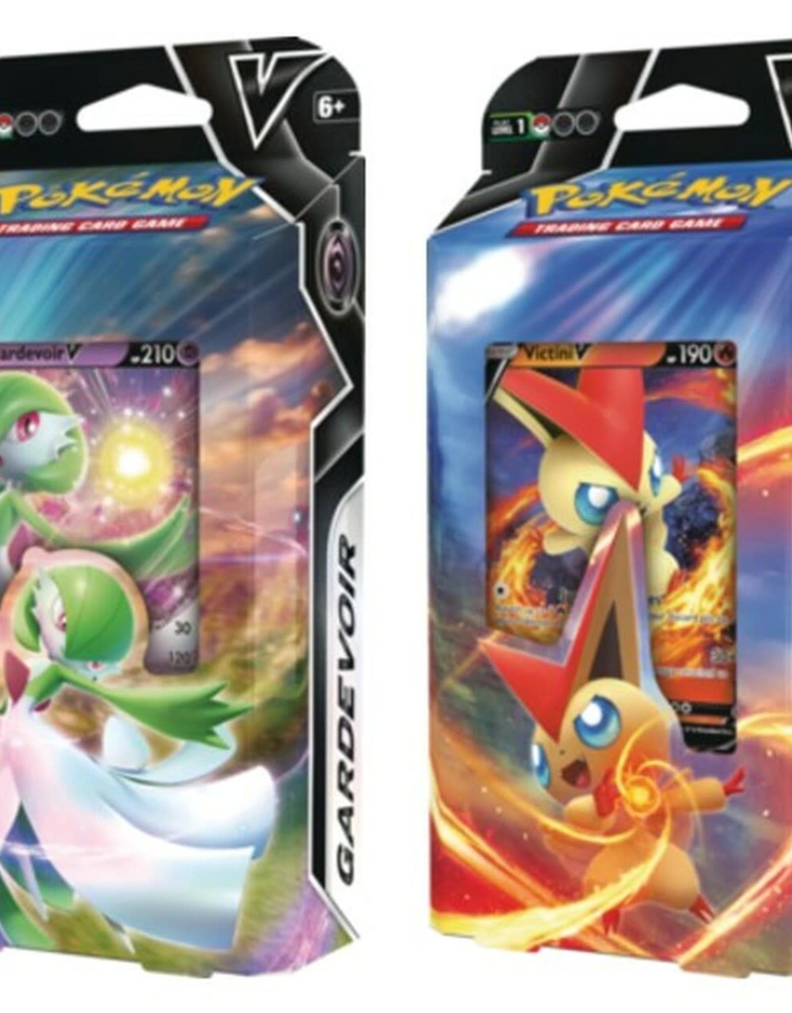 Pokemon Pokemon V Battle Deck Victini/ Gardevoir (single deck)