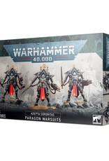 Games Workshop Warhammer 40k: Adepta Sorirutas: Paragon Warsuit