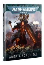 Games Workshop Warhammer 40k: Codex: Adepta Sororitas (HB) (English)