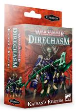 Games Workshop Warhammer Underworlds: Direchasm: Kainan's Reapers
