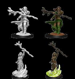 Wizkids D&D Mini: NM Primed: Human Druid