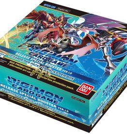 Bandai Digimon TCG: Release Special Booster Box 1.5