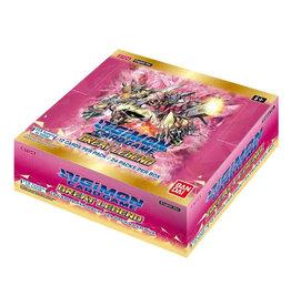 Bandai Digimon TCG: Great Legends Booster Box