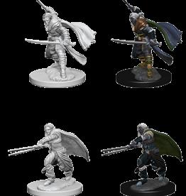 Wizkids D&D Mini: NM Primed: M Elf Ranger