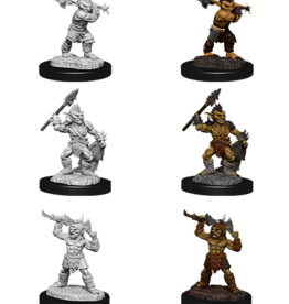 Wizkids D&D Mini: NM Primed: Goblins & Goblin Boss