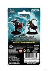 Wizkids D&D Mini: NM Primed: Air Genasi Female Rogue
