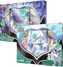 Pokemon Pokemon Ice Rider Calyrex V