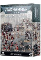 Games Workshop Warhammer 40K: Adepta Sororitas Combat Patrol