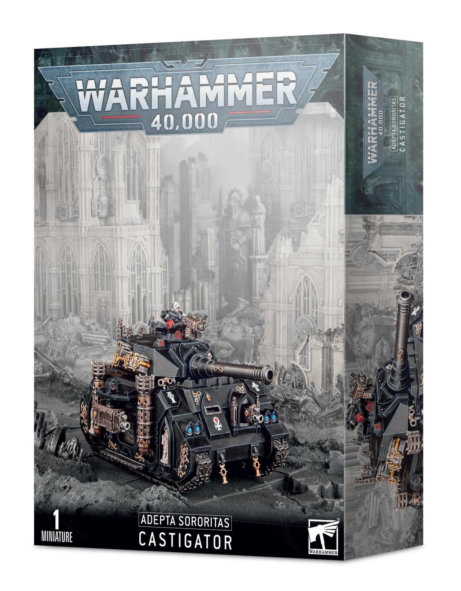 Games Workshop Warhammer 40K: Adeptas Sororitas Castigator