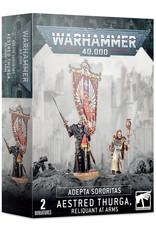 Games Workshop Warhammer 40K: Adeptas Sororitas Aestred Thurga