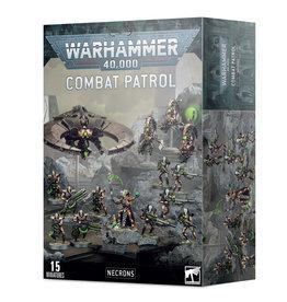 Games Workshop Warhammer 40k: Necrons : Combat Patrol