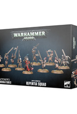 Games Workshop Warhammer 40k: Adepta Sororitas: Repentia Squad