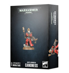 Games Workshop Warhammer 40k: Adepta Sororitas: Canoness