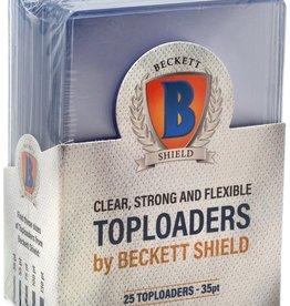 Beckett Shield Toploaders