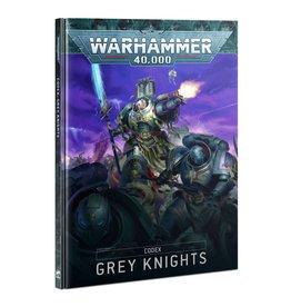 Games Workshop Warhammer 40K: Codex: Grey Knights