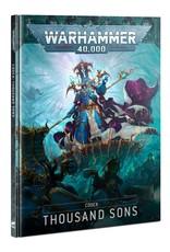 Games Workshop Warhammer 40K: Codex: Thousand Sons