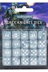 Games Workshop Warhammer 40K: Grey Knights Dice Set