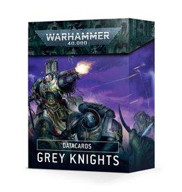 Games Workshop Data Cards: Grey Knight