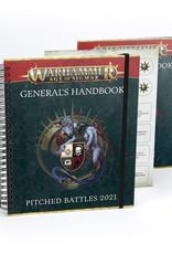 Games Workshop AoS: General's Handbook Pitched Battles 2021