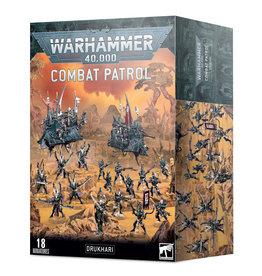 Games Workshop Warhammer 40K: Drukhari Combat Patrol
