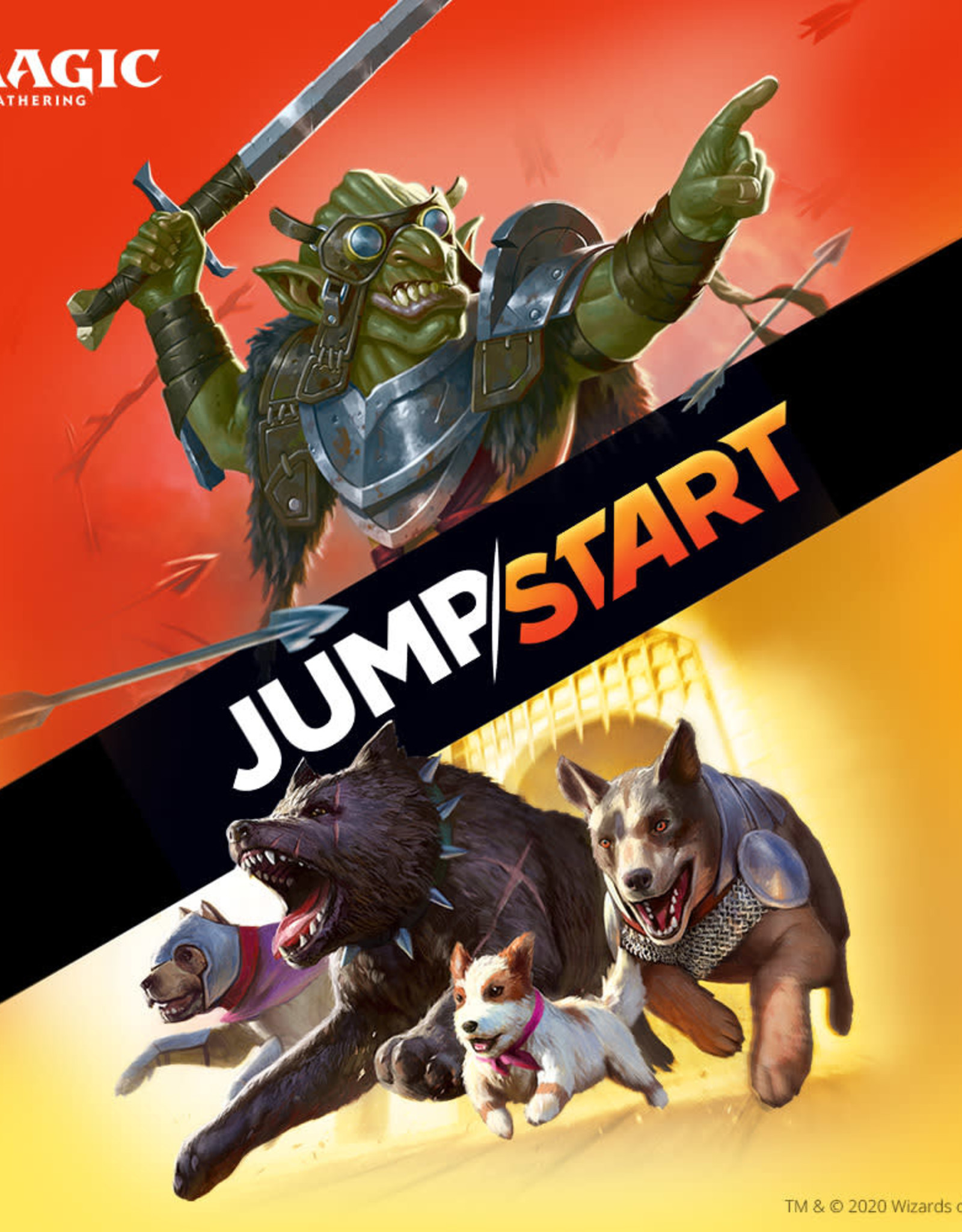 FNM Jump Start Sealed (9.10.21)