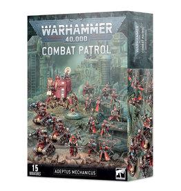 Games Workshop Warhammer 40k: Adeptus Mechanicus : Combat Patrol