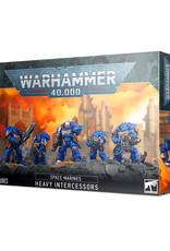 Games Workshop Warhammer 40K: Space Marines: Heavy Intercessors