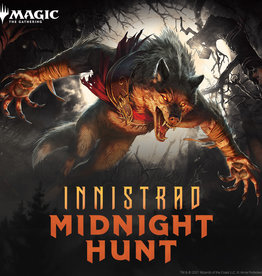 (Sunday 2pm) MTG Innistrad: Midnight Hunt Pre-release Entry Fee