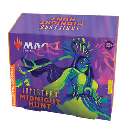 WOTC MTG Innistrad Midnight Hunt Collector Display (12 packs)
