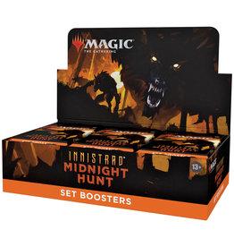 WOTC MTG Innistrad Midnight Hunt Set Booster Box (preorder)