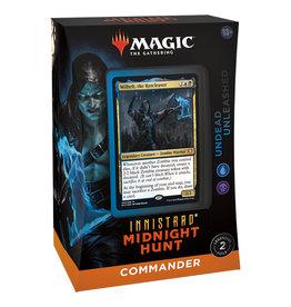 WOTC MTG Innistrad Midnight Hunt Commander Deck - Undead Unleashed