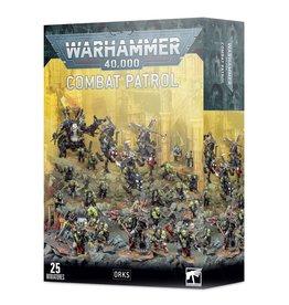 Games Workshop Warhammer 40K: Orks Combat Patrol