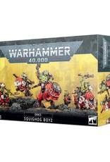 Games Workshop Warhammer 40K: Orks Squighog Boyz