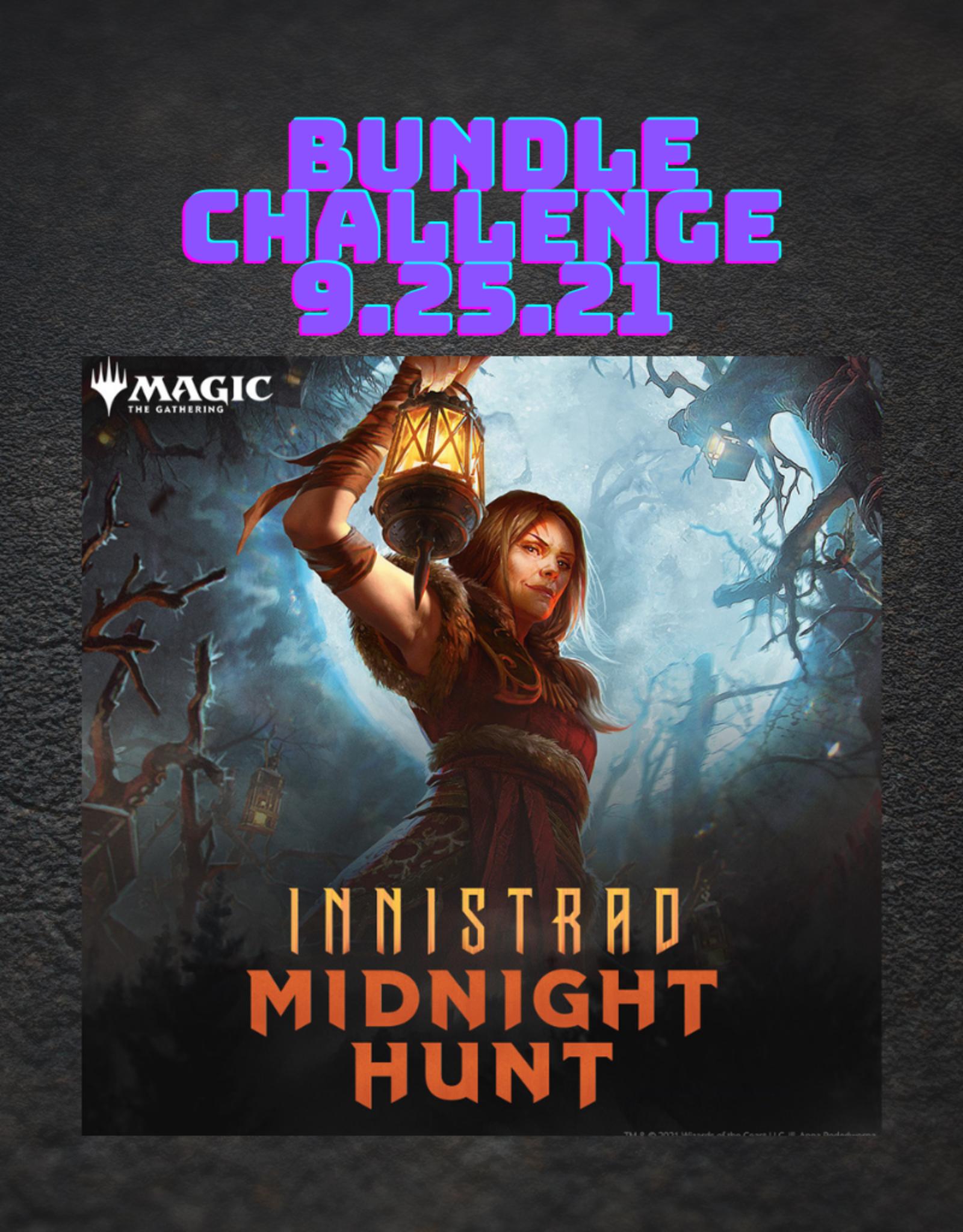 WOTC Saturday 2:00pm (9-25-21) - Midnight Hunt Bundle Challenge