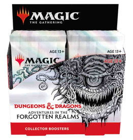 WOTC MTG: Adventures in the forgotten Realms Collector Display (12 Packs)