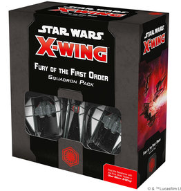 FFG Star Wars X-Wing 2.0: Fury of the First Order Squadron Pack