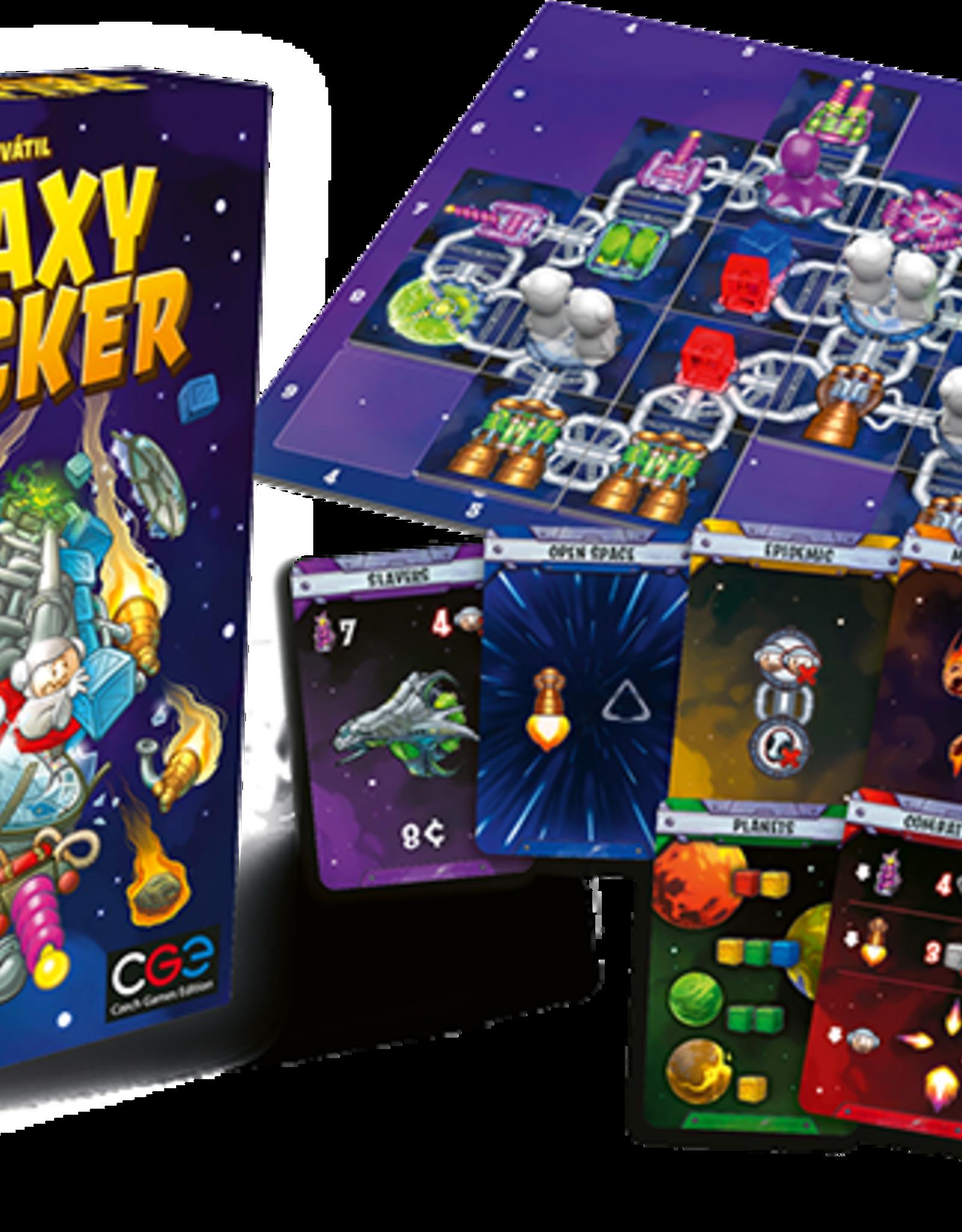 Czech Games Galaxy Trucker 2nd Edition
