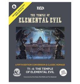 Goodman Games D&D: Temple Of Elemental Evil Boxed Set