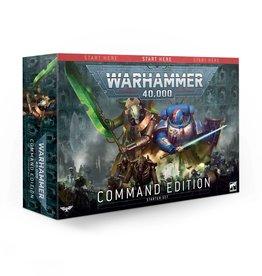 Games Workshop Warhammer 40K Command Edition