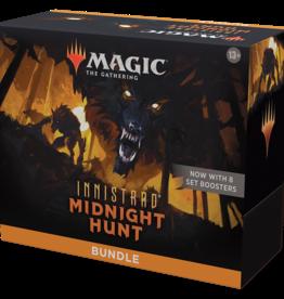 WOTC MTG Innistrad Midnight Hunt Bundle