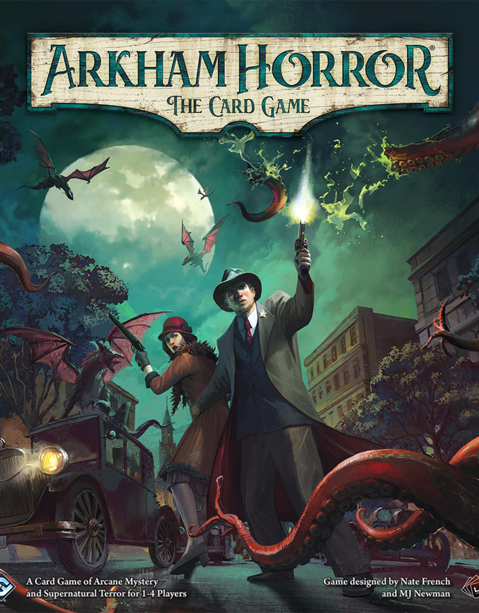 FFG Arkham Horror LCG: Revised Core Set