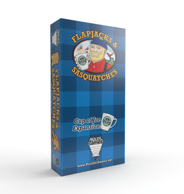 Prolific Games Flapjacks & Sasquatches - Cup of Joe Expansion