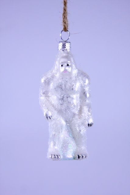 Cody Foster Abominable Snowman