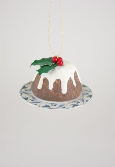 Cody Foster Christmas Pudding