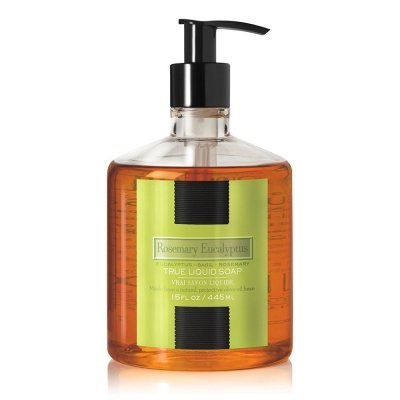 Lafco Lafco 15oz Rosemary Eucalyptus Liquid Soap