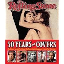 Abrams Rolling Stone: 50 Years of Covers