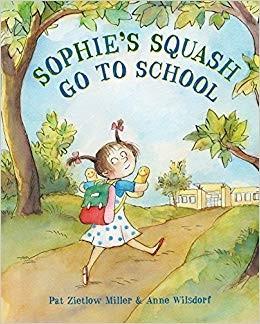 Random House Sophie's Squash go to School