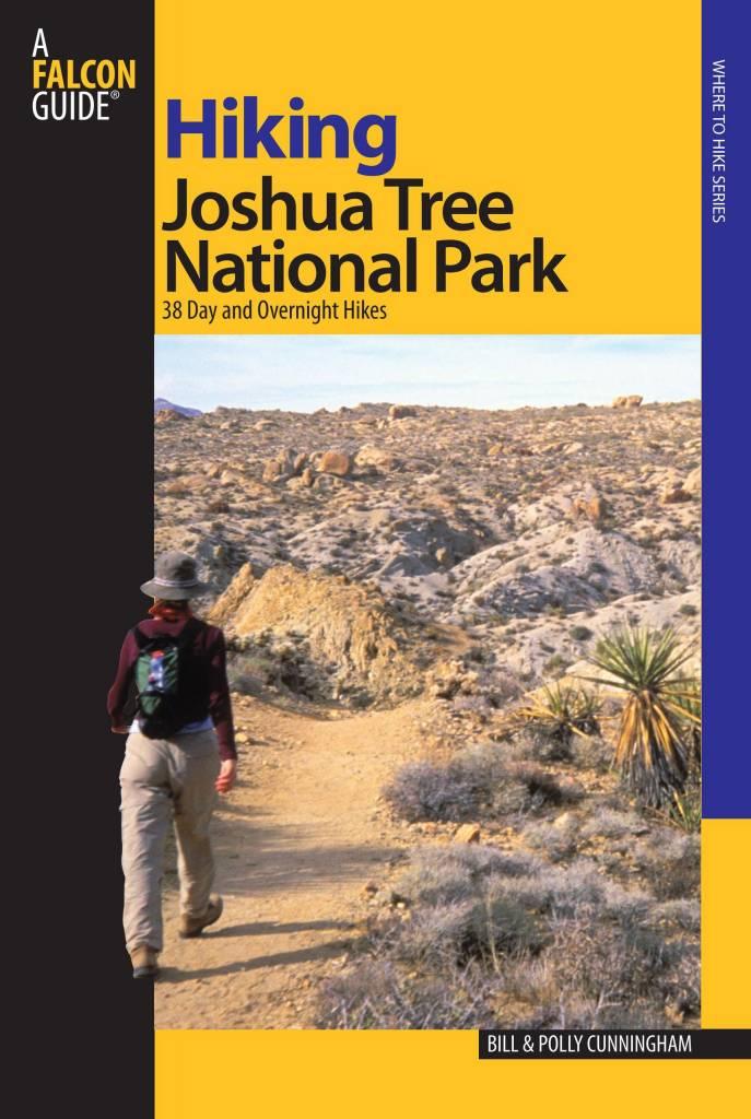 sunbelt publications Hiking Joshua Tree