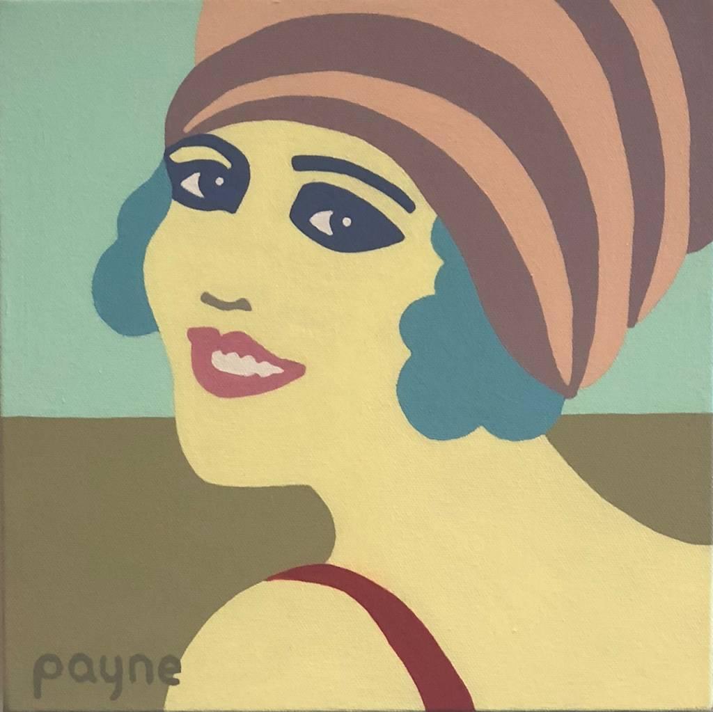 Frankie Payne 12x12 Powder Puff