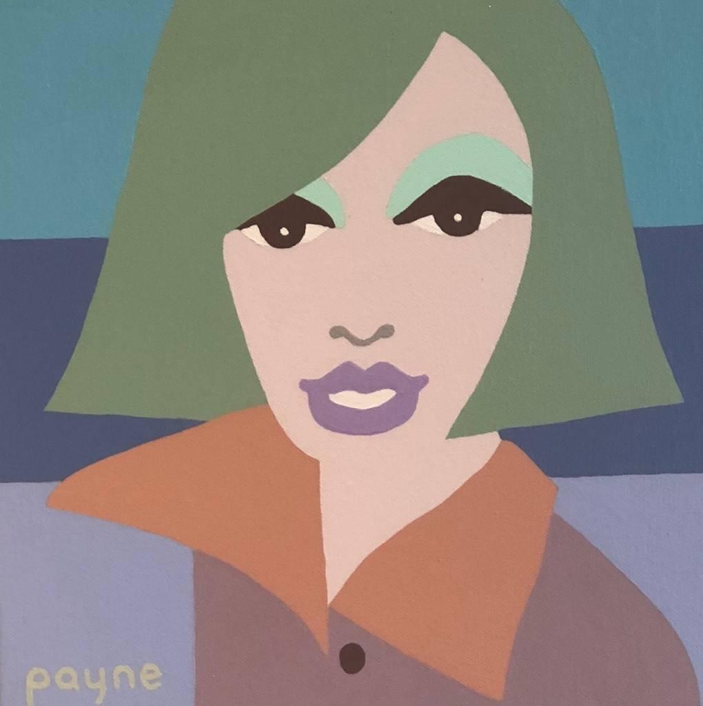 Frankie Payne 12x12 9-5